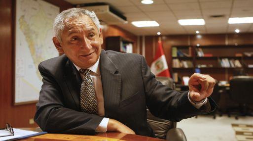 René Cornejo, flamante presidente de la PCM