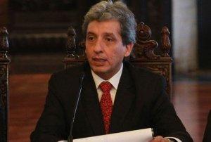 Manuel Pulgar Vidal, ministro de Ambiente