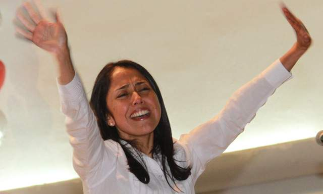 Nadine Heredia (FOTO La República)