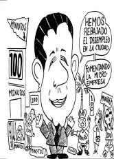 caricatura informal